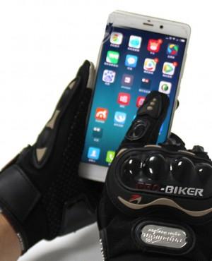 Găng Tay Dài Ngón Probiker - Đen (cảm ứng điện thoại)