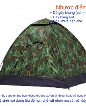 Lều 4 người rằn ri TT-02