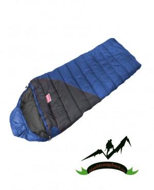 Túi ngủ đông TND-02 (xanh dương- đen)