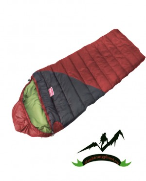 Túi ngủ đông TND-02 (đỏ- đen)