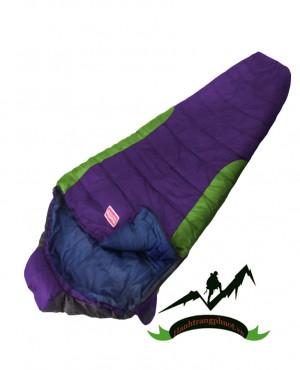 Túi ngủ đông TND-03 (tím- đen)