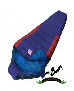 Túi ngủ đông TND-04 (xanh dương- đỏ)