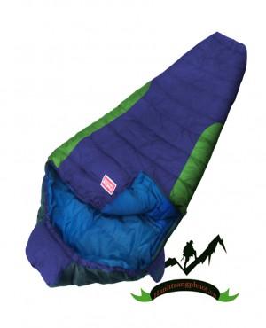 Túi ngủ đông TND-03 (xanh dương- xanh)