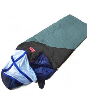 Túi ngủ chống muỗi TN xám- đen