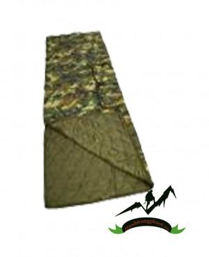 Túi ngủ lính (rằn ri- không mũ)