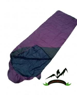 Túi ngủ đa năng A1 (tím- đen)