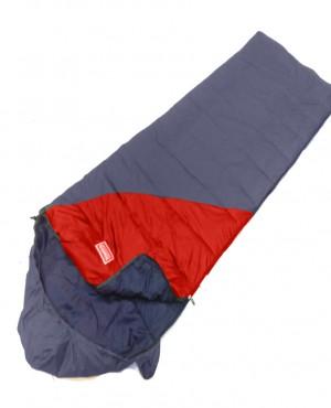 Túi ngủ đa năng A1 chống thấm (xám xanh- đỏ)