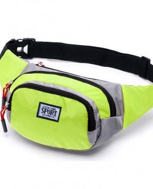 Túi bao tử Sport- xanh lá
