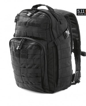 Balo 5.11 Tactical RUSH 24- Đen