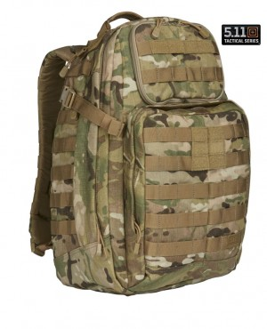 Balo 5.11 Tactical RUSH 24- Rằn Ri