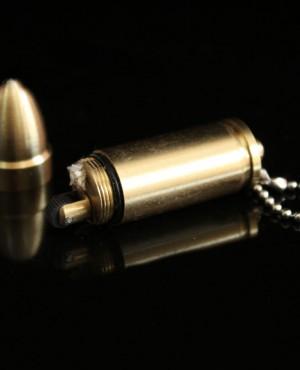 Bật lửa sinh tồn (hình viên đạn)