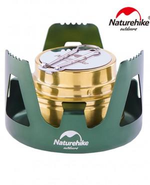 Bếp cồn dã ngoại, du lịch Mini NatureHike NH18L001-T