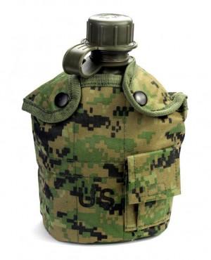 Bình đựng nước kiểu lính