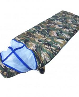 Túi ngủ chống muỗi (rằn ri_ chống thấm)