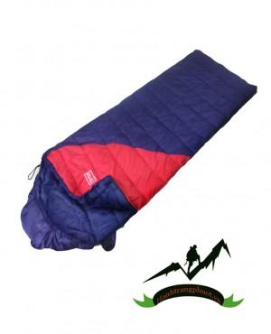 Túi ngủ đông TND-01 (xanh dương-đỏ)