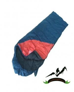 Túi ngủ đa năng A1 (xanh dương- đỏ)