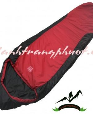 Túi ngủ đông TND-04 ( đỏ- đen)