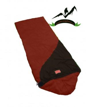 Túi ngủ đa năng A2 (Nâu-đen)