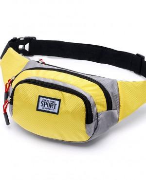 Túi bao tử Sport- vàng